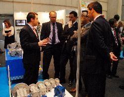 Recibimos la visita de Imanol Pradales, Diputado de Promoción Económica del Dip. Foral de Vizcaya, BIEMH27