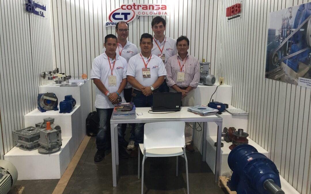 Feria Industrial en Cali COLOMBIA, EXPOINDUSTRIAL 2015