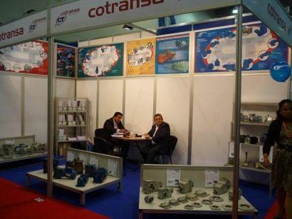 Redmot De México, filial mexicana de COTRANSA, presenta sus novedades en EXPOPACK 2012