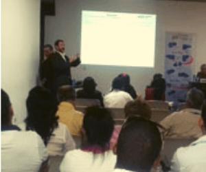 Presencia de Comercial De Transmisiones S.A. en CUBAGUA 2017